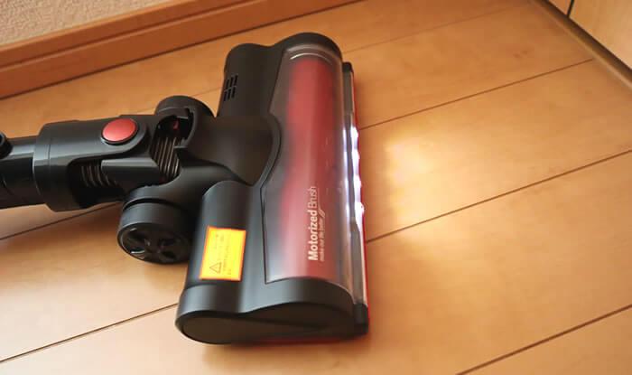 MooSoo k17のヘッドライトは役に立つ